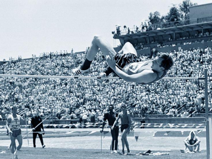 [Olimpiadi] Dick Fosbury e la storia del salto in alto