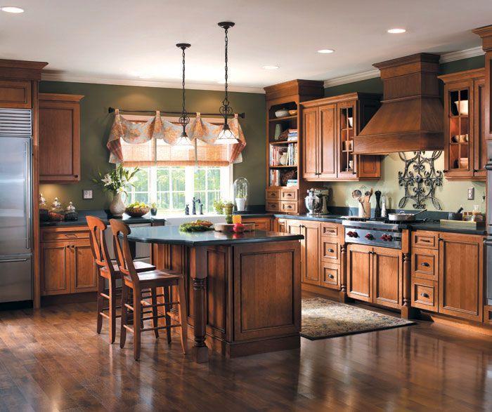 tuscan kitchen white maple cabinets tuscany cabinet door style country style cabinetry on kitchen id=45807