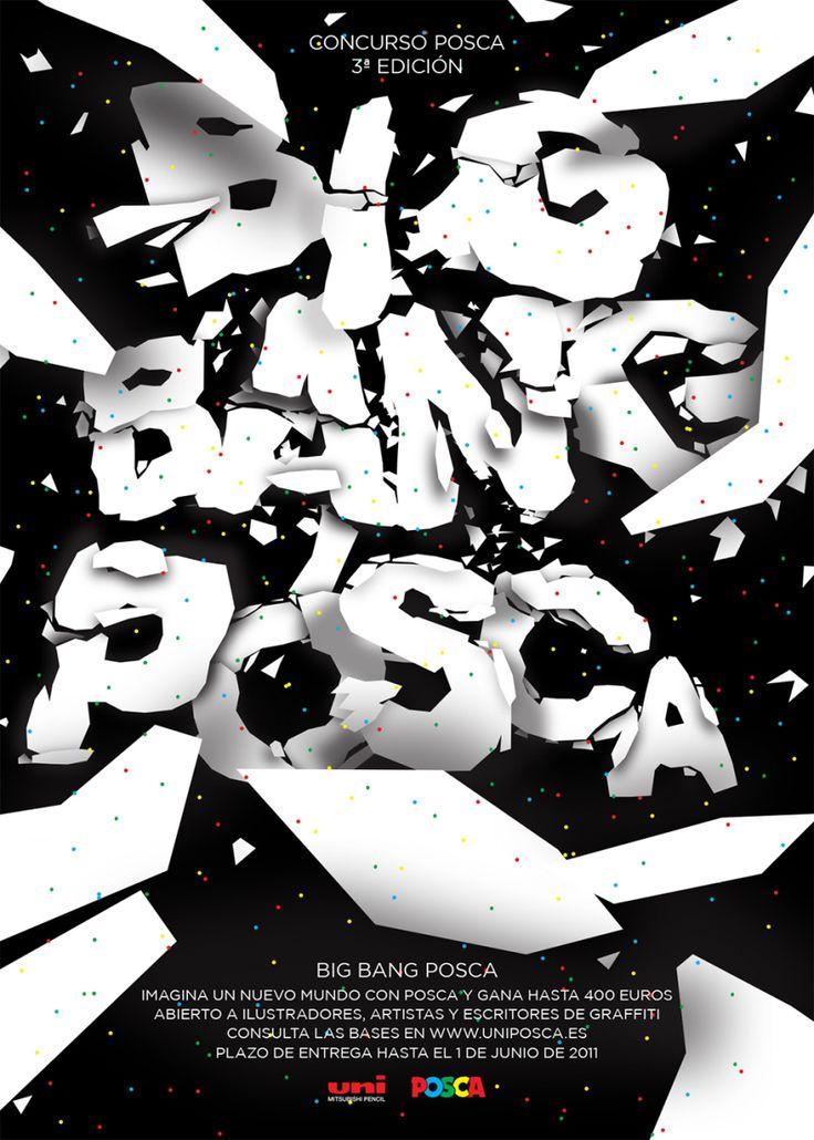 Big Bang Posca – By Sara Landeira