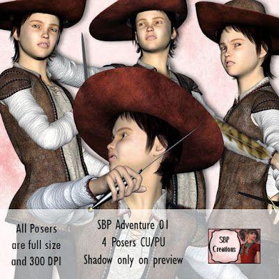 SBP Creations: Adventure 01