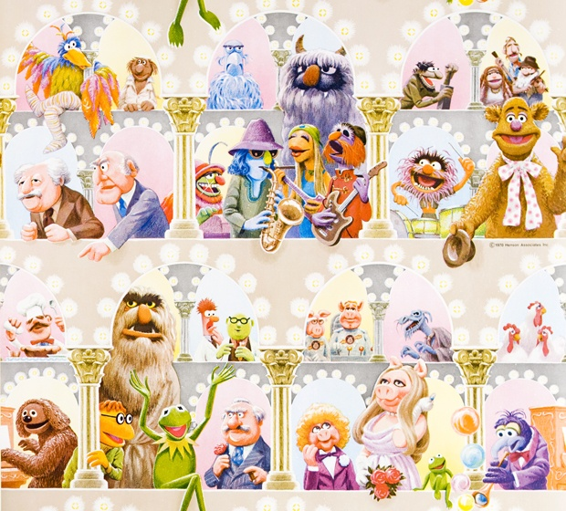 103 Best Images About The Muppets On Pinterest: Lille Lykke KIDS: It's The Muppets! Wallpaper!!