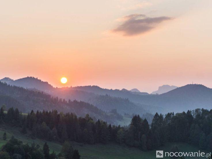 Rezerwat Biała Woda #Poland #góry #mountains #sun