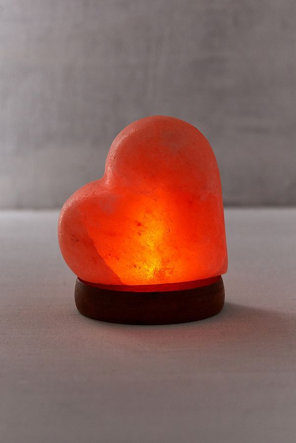 Mini Usb Heart Himalayan Salt Lamp Salt Lamp Himalayan Salt Lamp Lamp