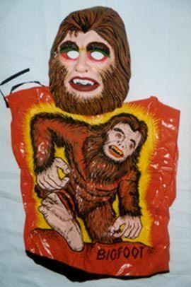 Best 25+ Bigfoot costume ideas on Pinterest | Owl makeup, Animal ...