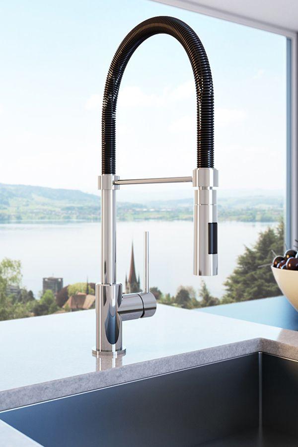 Sehr Moderne Küchenarmaturen mit ihren vielseitigen Funktionen erobern WO29