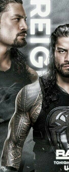Roman Reigns ❤ and sexy as hell #MyFavoriteWrestler