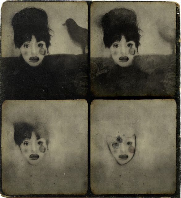 Self taught artist and photographer Rimel Neffati lives and works in Paris France.