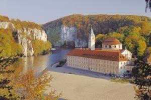Weltenburg Monastery, Kelheim, Germany