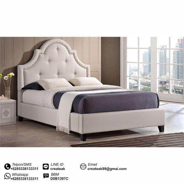 Tempat Tidur Minimalis Isyana