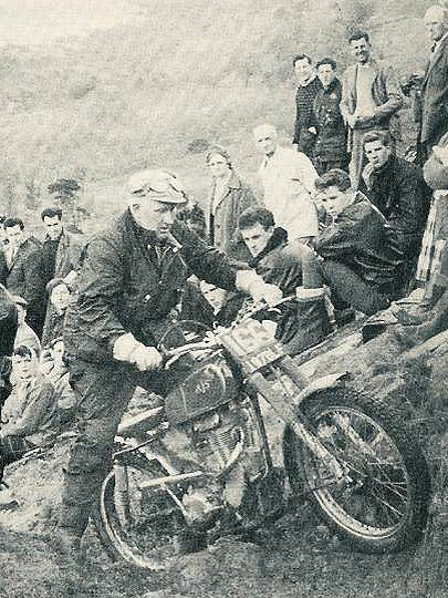 Most famous was Gordon Jackson's win of the Scottish Six ...