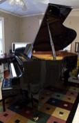 Used & New Player Pianos For Sale High-Gloss Ebony & Mahogany starting at $7,900.