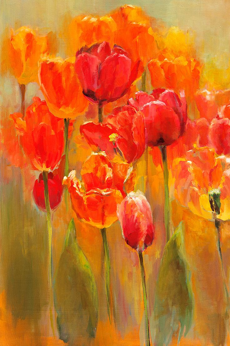 Masterpiece Art - Tulips in the Midst I, $35.20 (http://www.masterpieceart.com.au/tulips-in-the-midst-i/)