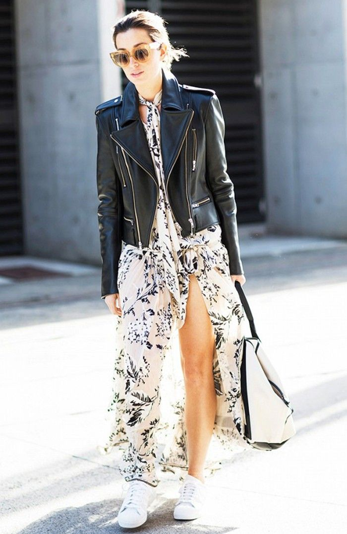 The Outfit Combo That's Going to Be Huge This Summer via @WhoWhatWear