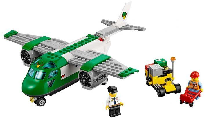Pesawat Lego City