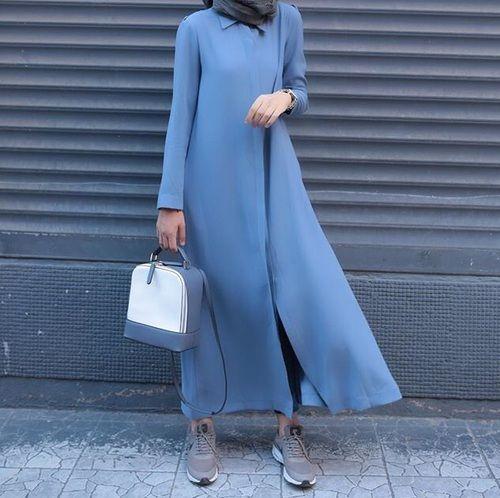hijab, muslimfashion, and muslim image