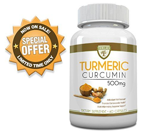 Turmeric Curcumin 500mg Nutritional Health supplement Veggie Capsules Herbal tablets For Women