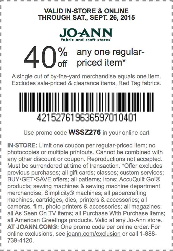 beautiful fabric coupon code
