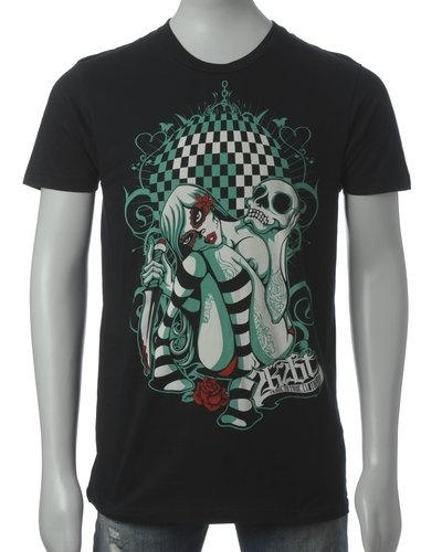 2K2BT T-skjorte (Black) - Smartguy.no - $160nok