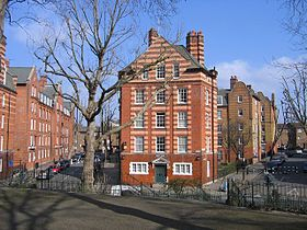 Arnold Circus - Shoreditch, London E2