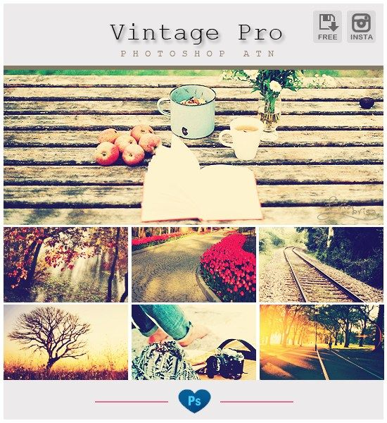 35 Free Adobe Photoshop Actions To Improve Your Post Processing