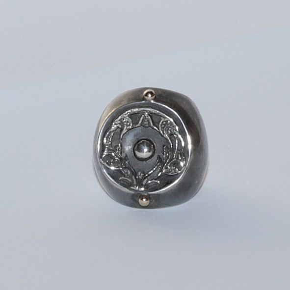 Antique Silver ring(925)