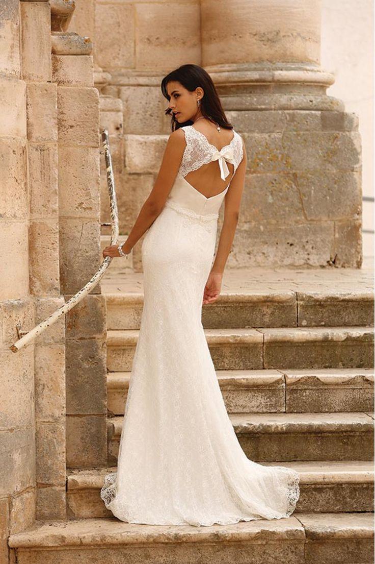 61 best Wedding dress! images on Pinterest   Dream wedding, Lace ...