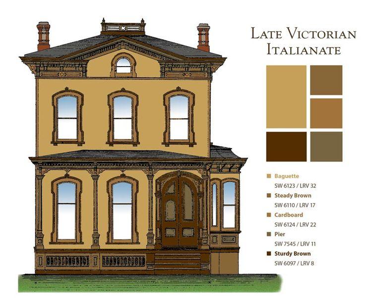 Exterior House Colors 239 best historic house colors images on pinterest | house colors