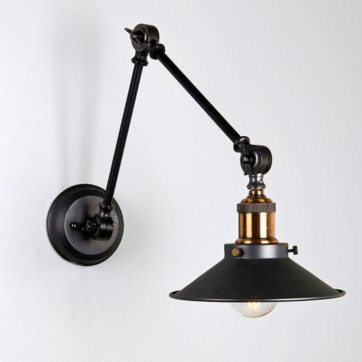 Athen Vegglampe m/Arm