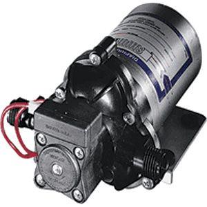Shurflo 2088-443-144 water pressure pump for solar power systems standard flow 12v