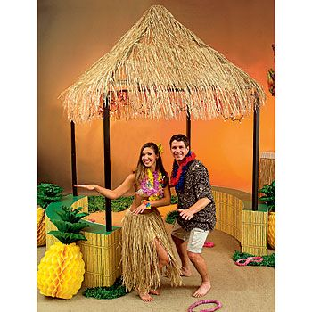 Luau Party Decorations Hawaiian Luau And Beach Theme