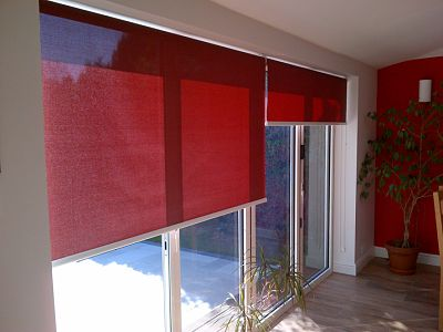 Electric Roller Over Bi Fold Doors Door Blinds Blinds