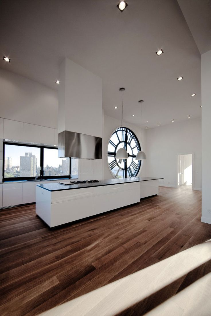 The Clock Tower by Minimal | HomeDSGN, a daily source for inspiration and fresh ideas on interior design and home decoration.