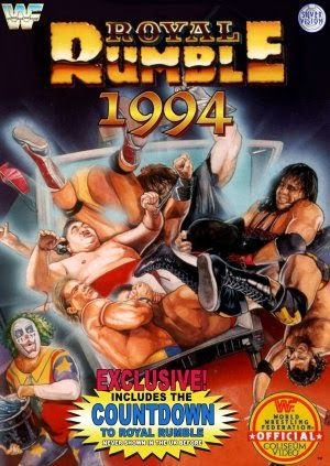 WWF Royal Rumble 1994 I went too Providence civic center Cv