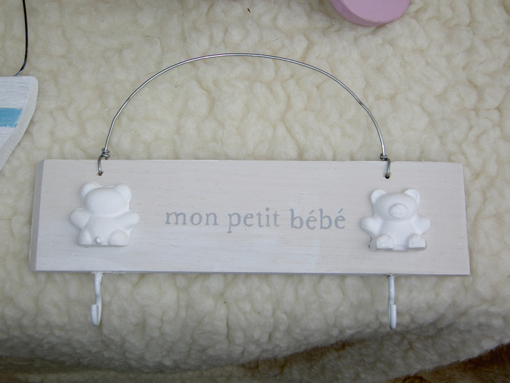 hanger for a baby room