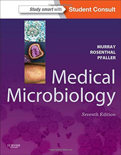 Medical Microbiology: with STUDENT CONSULT Online Access, 7e:   Quickly learn the microbiology fundamentals you need to know/b with Medical Microbiology, 7th Edition/b/i, by Dr. Patrick R. Murray, Dr. Ken S. Rosenthal, and Dr. Michael A. Pfaller. Newly reorganized to correspond with integrated curricula and changing study habits, this practical and manageable text is clearly written and easy to use/b, presenting clinically relevant information about microbes and their diseases in a suc...