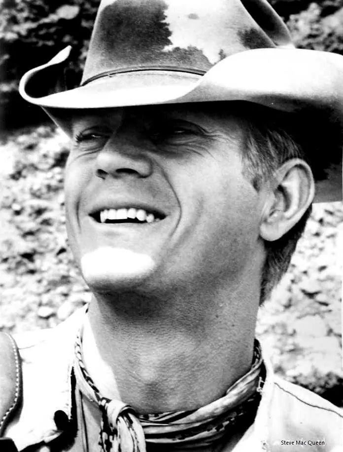 Steve McQueen | The Magnificent Seven | 1960 | as Vin Tanner