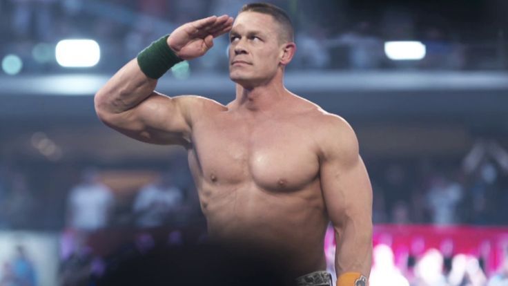 WWE 2K18 Cena (Nuff) Collector's Edition Trailer A limited run of WWE 2K18 Collector's Editions put John Cena in the spotlight with a collectible case action figure and more. July 27 2017 at 06:21PM  https://www.youtube.com/user/ScottDogGaming