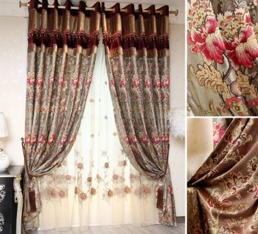 45% off Luxury window curtain - ROSYTH  $174  (45% off)