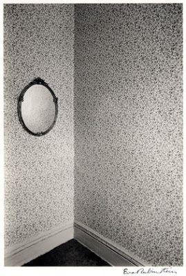 Eva Rubinstein, Mirror in Corner, New York, 1972