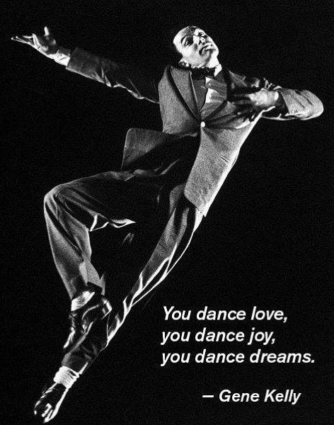 Gene Kelly - American dancer, actor, singer, film director, producer, and choreographer