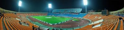 Groundlager - Weißrussland - Minsk - Stadion Dinamo Panorama