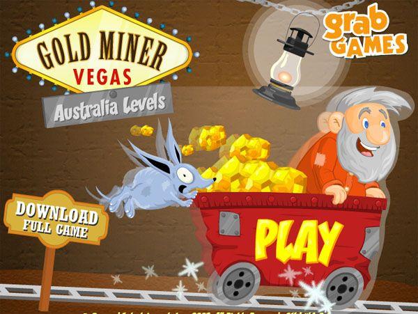 Gold Miner Vegas is best online arcade game