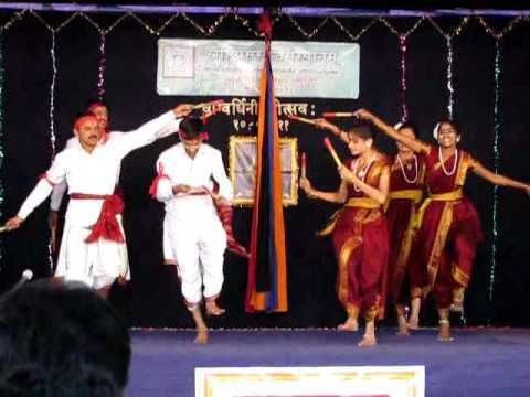 an awesome group dance by my college mates in annual day of Rajiv Gandhi Campus Sringeri. source   https://www.crazytech.eu.org/best-group-indian-folk-dance/
