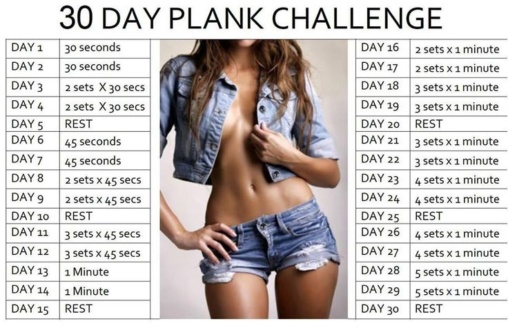 30 day plank challengeExtreme Fit, Dreams Body, Workout Programs ...