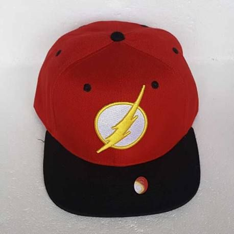 Gorra Flash logo