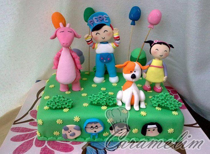 pepe cake