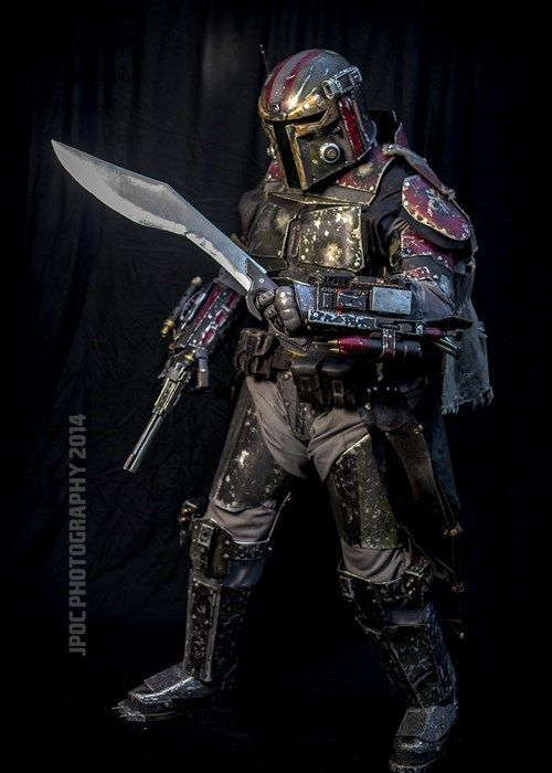 The Mandalorian Armorer : all metal costume of the mandalorian merc pistols ~ Pogadajmy.info Styles, Décorations et Voitures