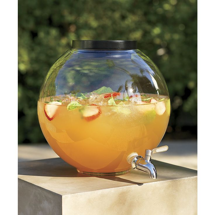1000 ideas about modern beverage dispensers on pinterest plastic wine glasses popcorn maker - Plastic sangria glasses ...