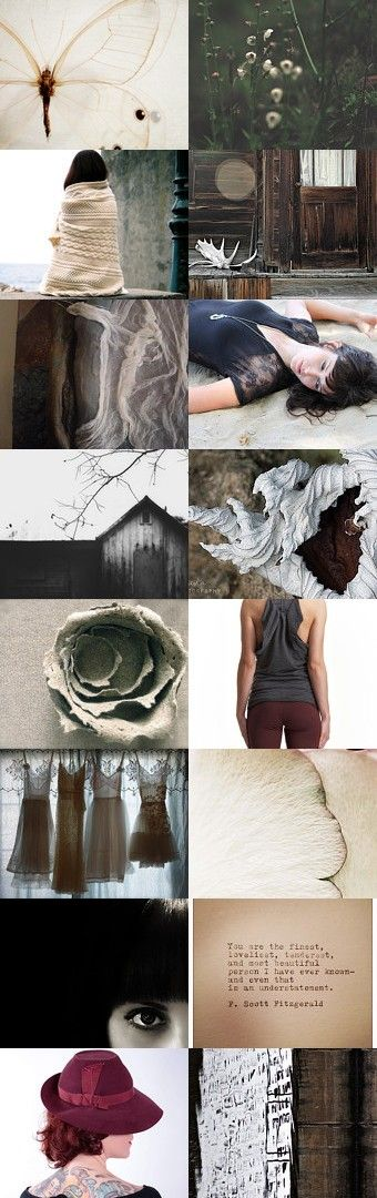 """They slipped briskly into an intimacy from which they never recovered."" #autumn #MoodBoard"