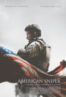 Navy SEAL sniper Chris Kyle's pinpoint accuracy saves countless lives on the battlefield and turns him into a legend. Back home to his wife and kids after four tours of duty, however, Chris finds that it is the war he can't leave behind.